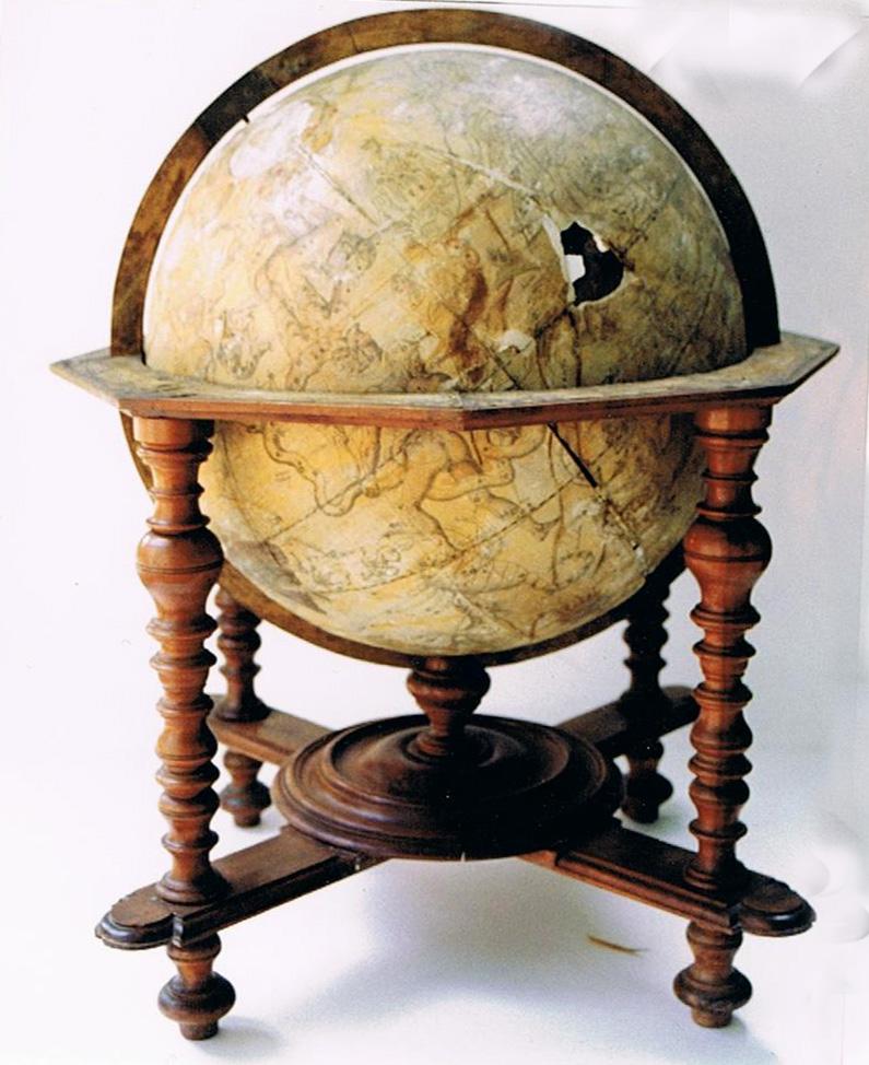 Betere Globerestauratie - Restauratie atelier Paul Peters SY-02
