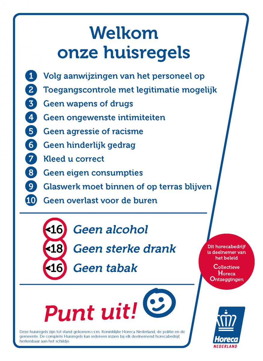 Ontzegging Emmen - Extra info