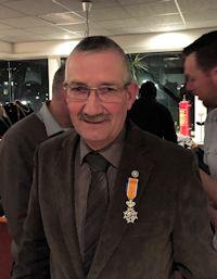 Karel Riksen, koninklijk onderscheiden