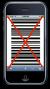 Geen barcode gebruiken op uw mobiele telefoon